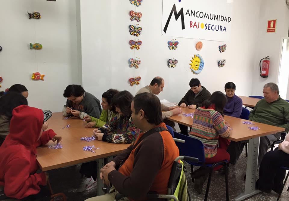 Usuario de Mancomunidad de Servicios Sociales de la Vega Baja